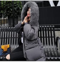 Brand new down coat  Toronto, M6M 1J2