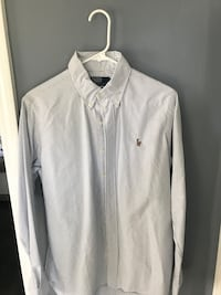gray Ralph Lauren dress shirt St Francis, 53235