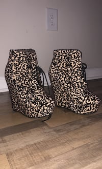 High heels size 7 Charlotte Rousse!! Myrtle Beach, 29588