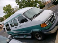 1999 Dodge Ram Van Long Branch