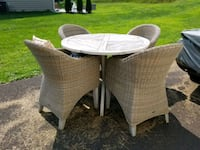 Outdoor Patio Dining Set North Wales, 19454