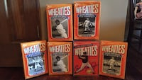 Wheaties baseball collection 1993 Winchester, 22603