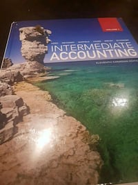Intermediate accounting 11th edition  Toronto