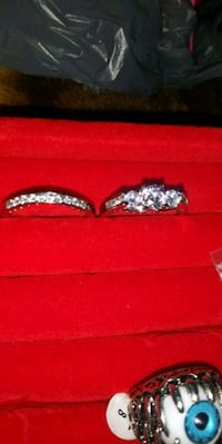 Brand new Womans wedding rings