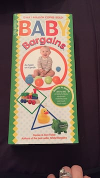 Baby bargains 10th ed book Fairfax, 22032
