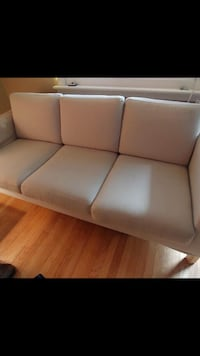 Tan couch very good condition Ikea 600 Alexandria, 22309