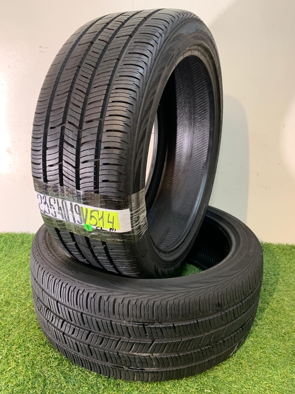 Used Tires Orlando >> 235 40 19 Continental Contiprocontact 2 Used Tires 95 Life N44