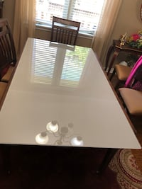 Dining table glass!