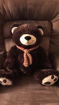 black and brown bear plush toy Tallahassee, 32309