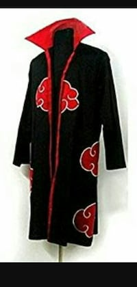 black and red Akatsuki costume brand new Edmonton, T5E 0S1