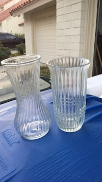Two large vases - both for $5.00 Thousand Oaks, 91320