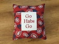 NHL Montreal Canadiens Pillow  Niagara Falls, L2J 1K6