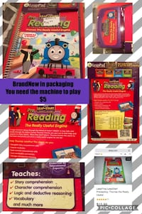 leappad pre reading thomas the really useful engine Windsor, N9A 4B4