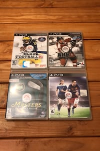 PS3 Sports games Tomball, 77377