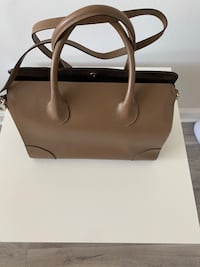 Italian leather work bag (fits Mac book pro) Arlington, 22206
