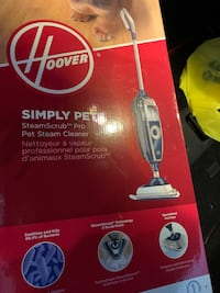 Hoover Simply Pet Steamscrub Pro Mississauga, L5H 4A1