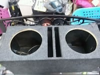 12 inch sub box perfect  El Paso, 79928