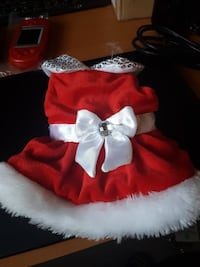 Xs puppy Santa coat comes with hat Calgary, T2A 4L7