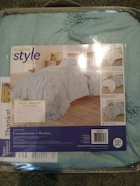 New king comforter and sheet set Anne Arundel County, 21226
