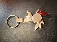 Metal keychain fidget Spinner, spin with keys Calgary, T2K 3G2