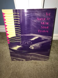 The american music stamp festival Montebello, 90640