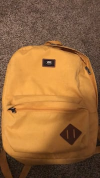 Mustard Yellow Vans Backpack Oil City, 16301