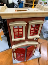 Imaginext Fire station. Caserne pompiers - no figurines. Christmas