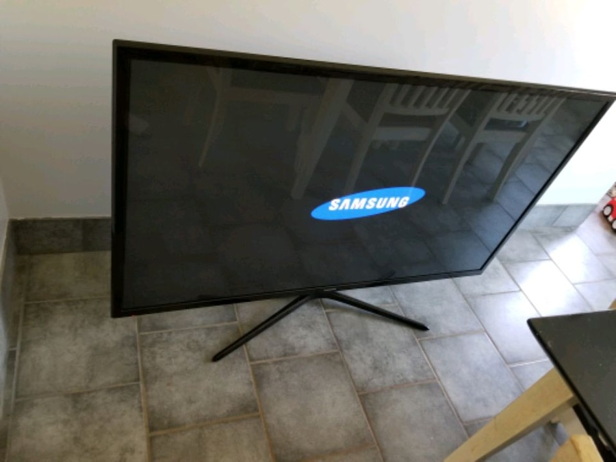 Photo 60 Samsung plasma tv