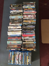 assorted DVD movie case lot New Orleans, 70117