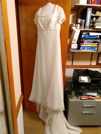 Wedding dress 551 mi