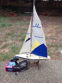 Radio Controlled Sail Boat Wilmington, 19807