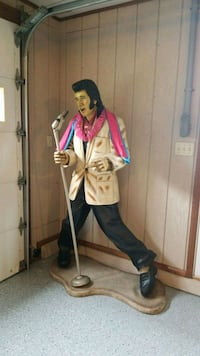 Elvis Statue Clear Spring, 21722