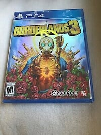 Borderlands 3 ps4 used Silver Spring