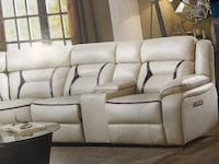 Power sectional sofa with 7 pieces for $2499 Kissimmee, 34741