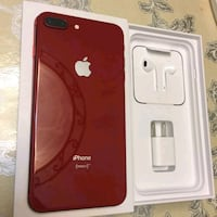 iPhone 8 plus red Los Angeles, 90013