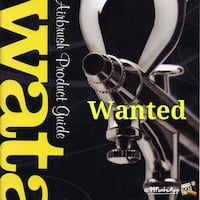 Wanted ~ Airbrush