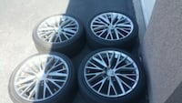 Lexus IS250 Factory premium wheels with tire Henderson