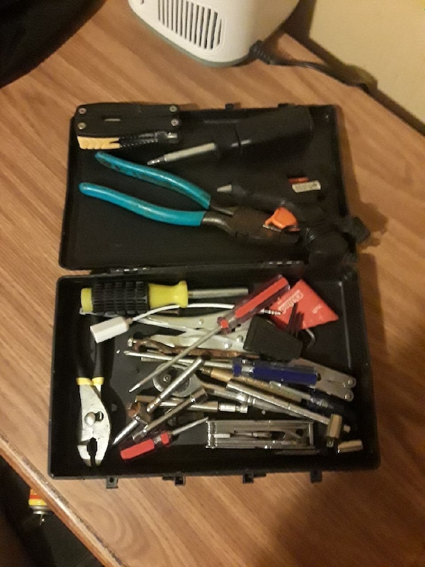 All kinds of tools make offer