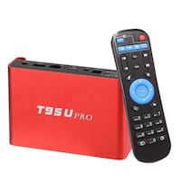 T95U PRO android box  Barrie