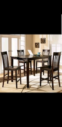 Kitchen table with 4 chairs Paterson, 07522