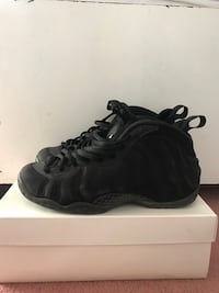 pair of black Nike Foamposite 1 Brampton, L6V 3B8