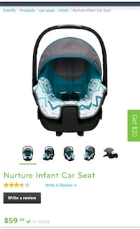 Nuture Infant Car Seat