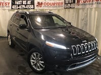 2015 Jeep Cherokee Limited, 4x4, SafetyTec, Technology and Luxury Gro Calgary