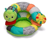 Infantino Prop-A-Pillar Tummy Time & Seated Support... Bradford West Gwillimbury, L3Z 0J2