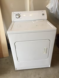 Whirlpool dryer Edmonton, T6W 2N3