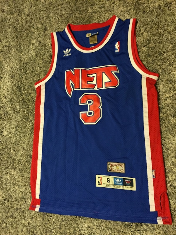 the latest 7d45e c1c5b Mitchell & Ness Drazen Petrovic