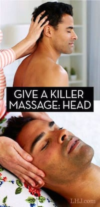 massage of head Mumbai