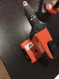red Hilti cordless impact drill Dumfries, 22026