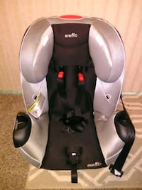 Evenflo Symphony all-in-one car seat Waterbury, 06708