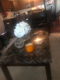 Coffee table and 2 end tables. Great condition only 6months old. Pick up only and price firm Edmonton
